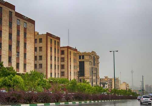خرید آپارتمان در کوی فراز