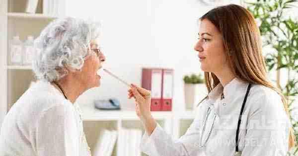 علائم سرطان دهان