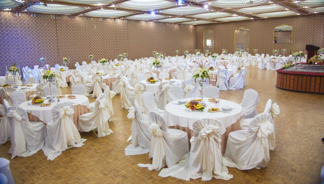 سالن یاس هتل استقلال