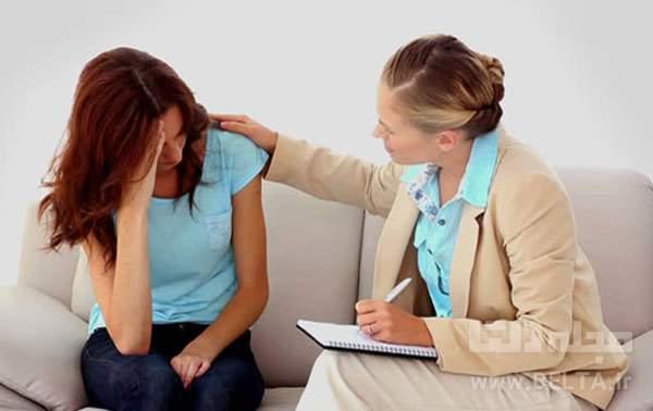 درمان افسردگي بعد از زايمان