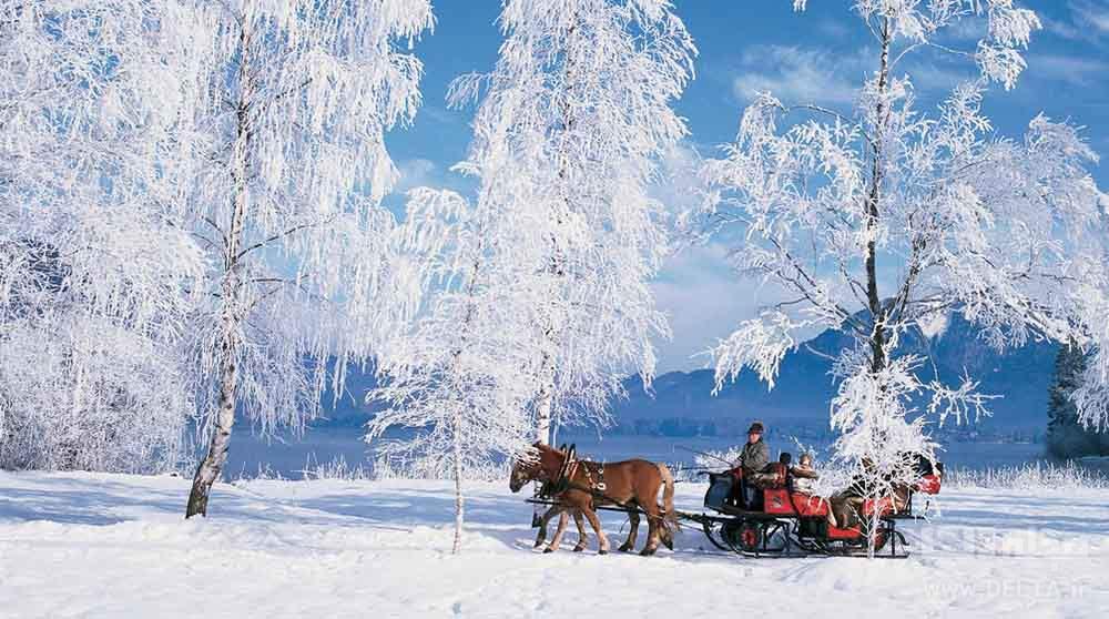 کریسمس در کشور اتریش