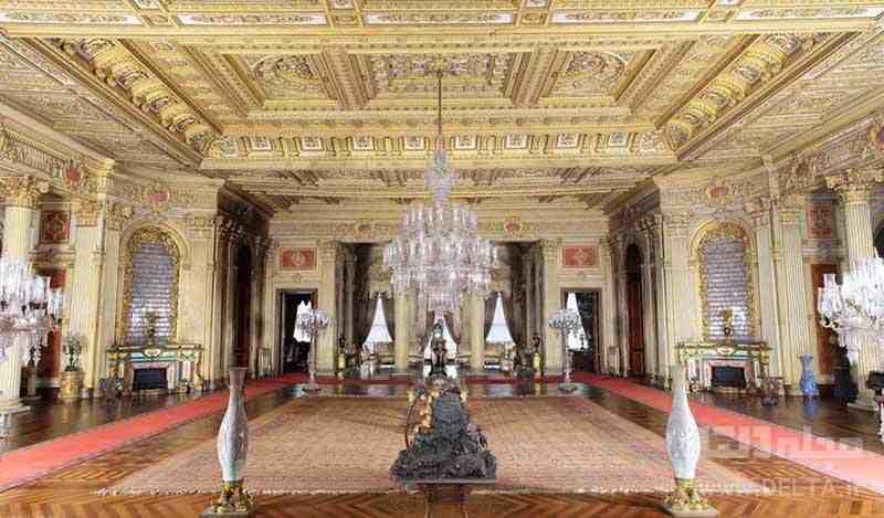 سالن سفرای کاخ