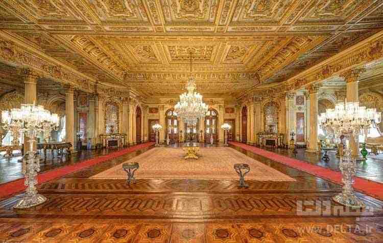 بزرگترین کاخ استانبول