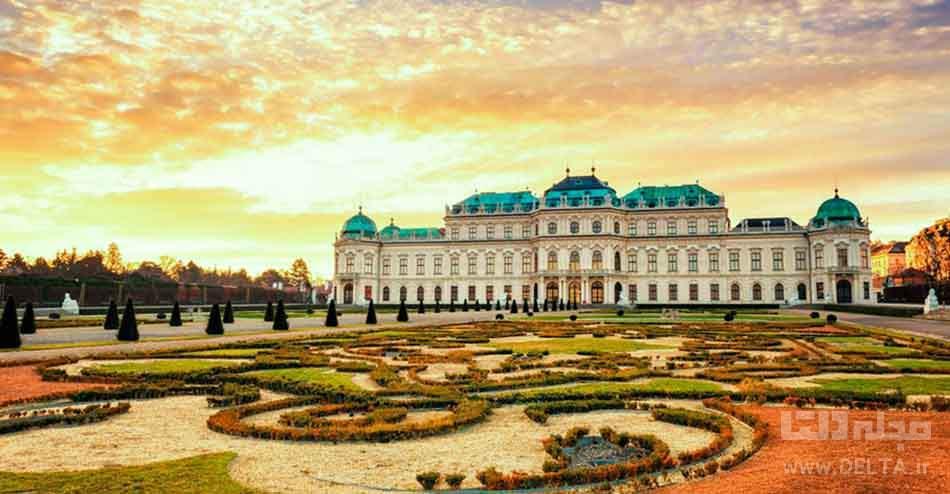 پایتخت اتریش وین