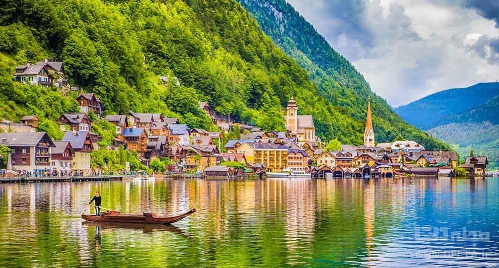 دهکده هالسات یا هالشات اتریش