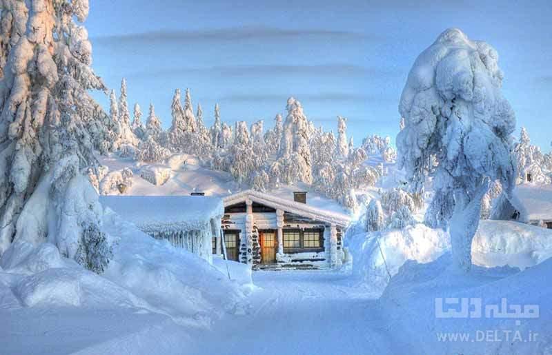 خانه ننه سرما