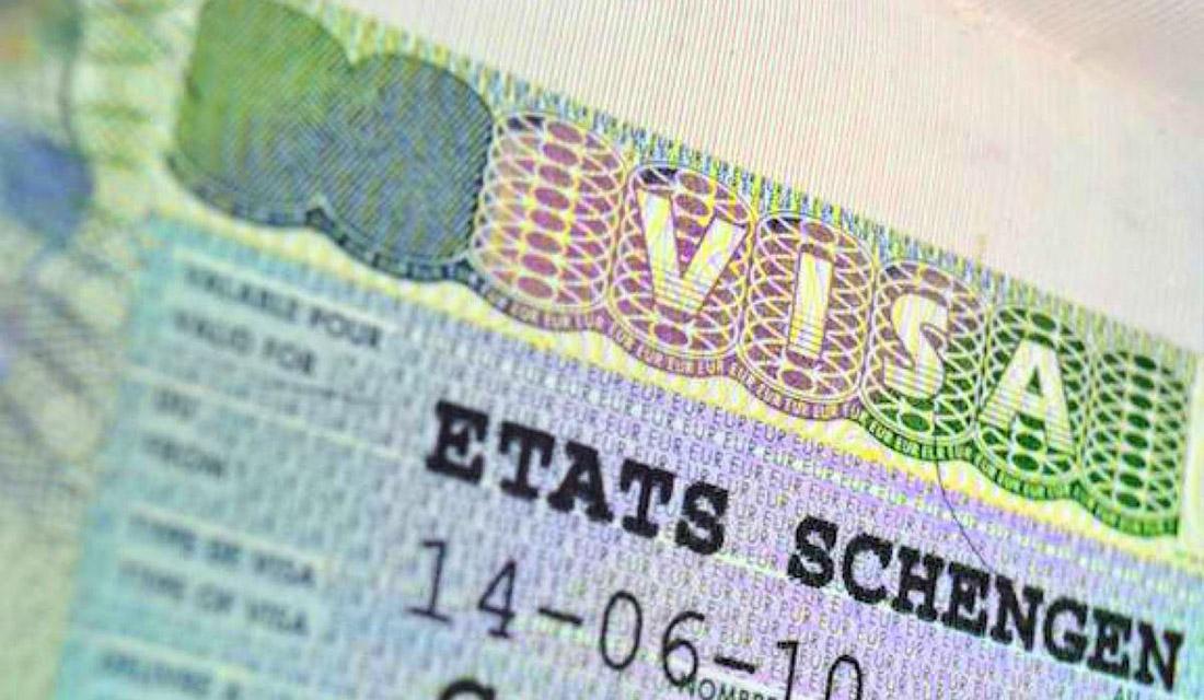 مدارک لازم برای شینگن اروپا