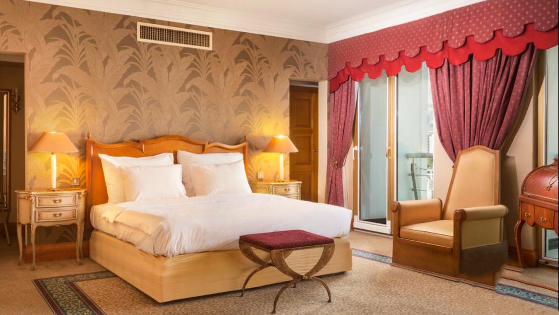 اتاقهای هتل استقلال