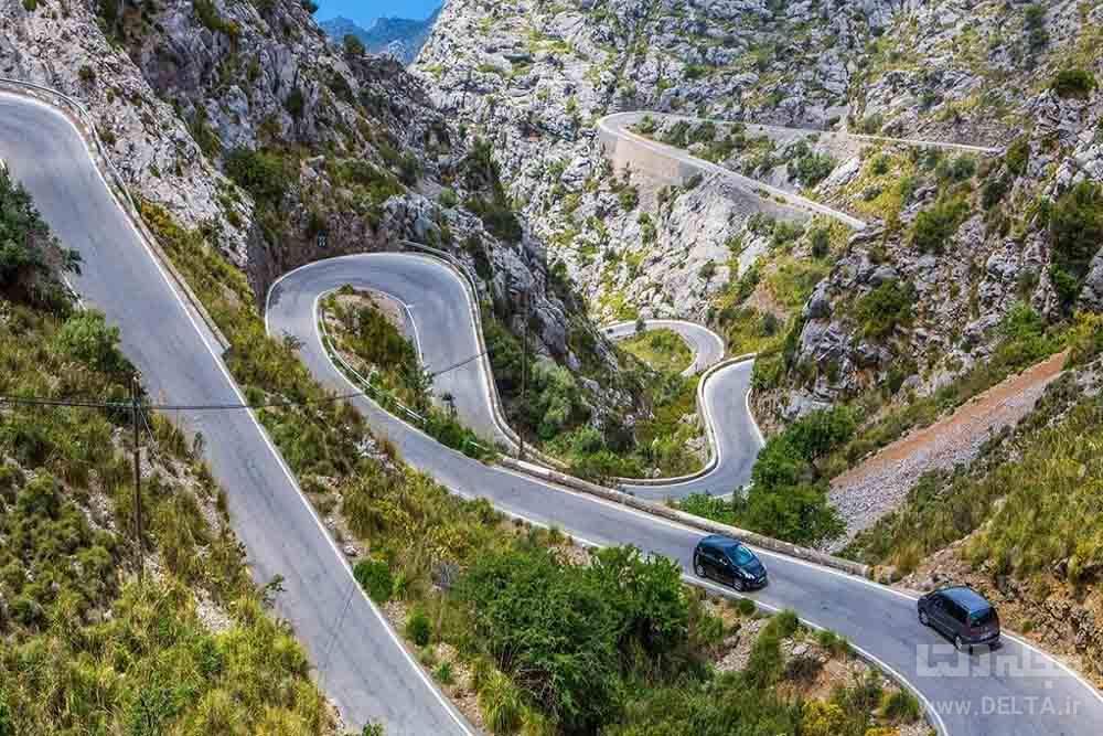 جاده شاهرود به گرگان