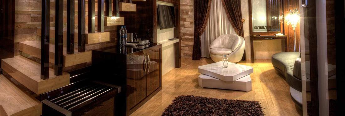 اتاق های مجلل