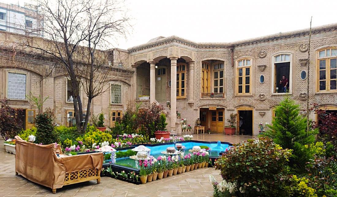 خانه تاریخی مشهد