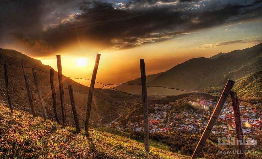 روستای جواهرده مازندران