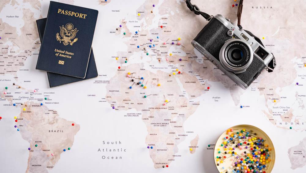 اخذ ویزای شینگن برای اروپا