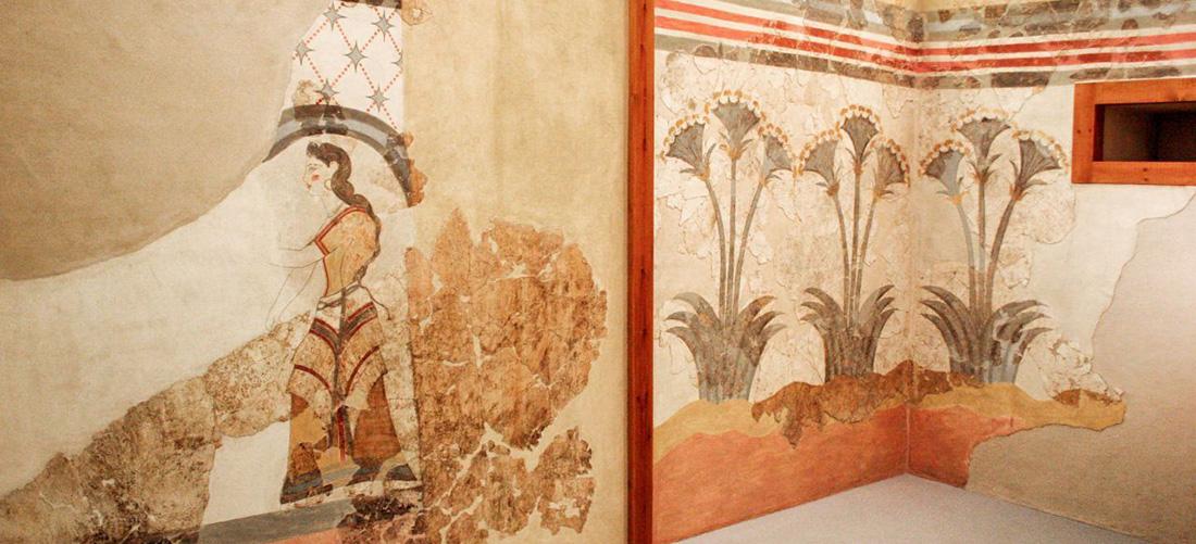 موزه ثرا Archaeological Museum of Thera