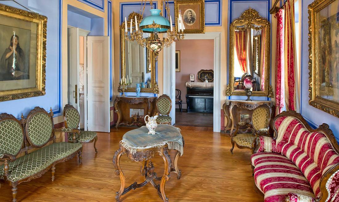 عمارت آرگیروس Argyros Mansion