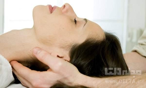 درمان ديسك گردن