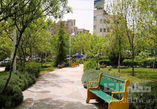 پارک جنت آباد