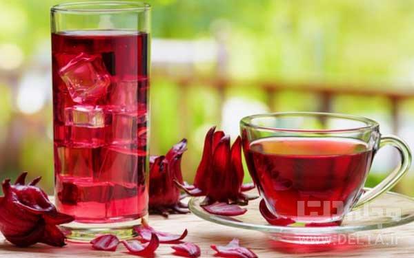 خواص چای ترش