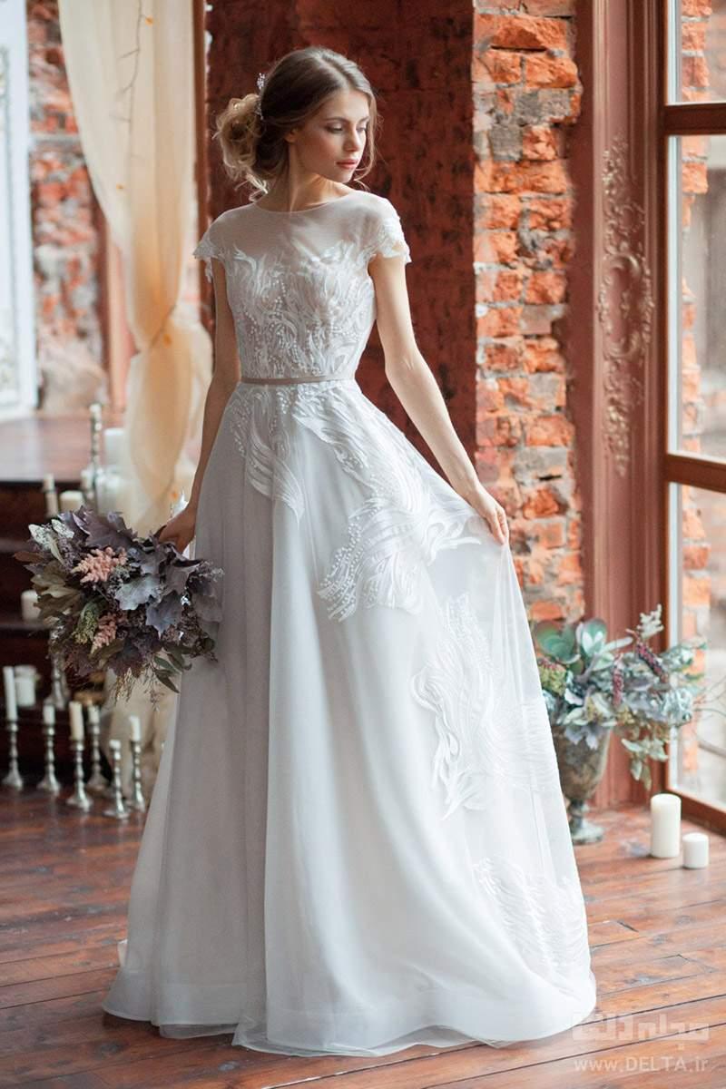 لباس عروس جديد