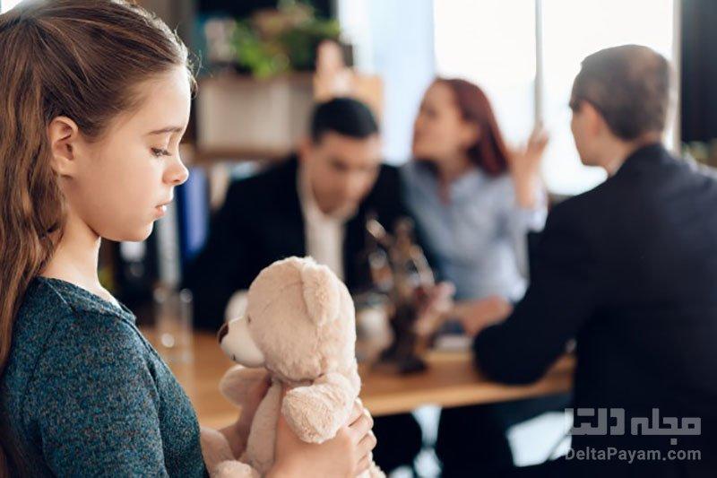 حضانت دائم فرزند در قانون