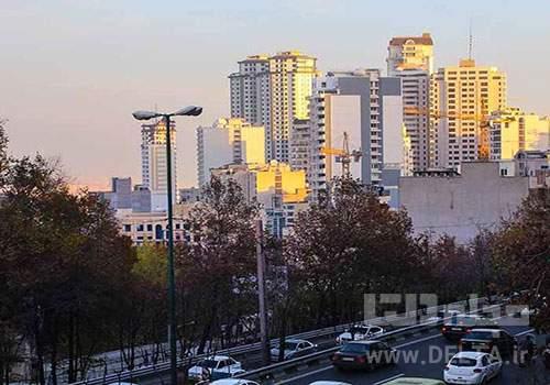 خرید آپارتمان در امانیه
