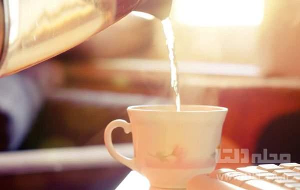 آب جوش ناشتا