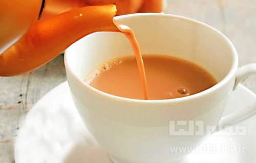 شير-چاي