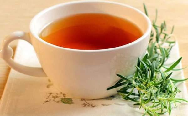 چاي رزماري
