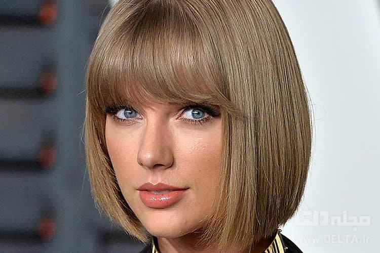 رنگ موی زیتونی طلایی