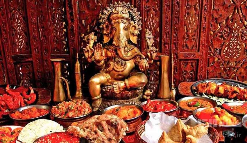 رستوران هندی