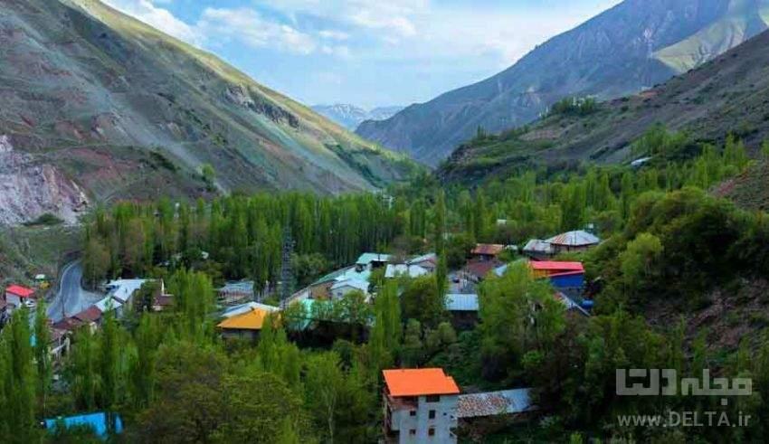 روستای بیلقان کرج