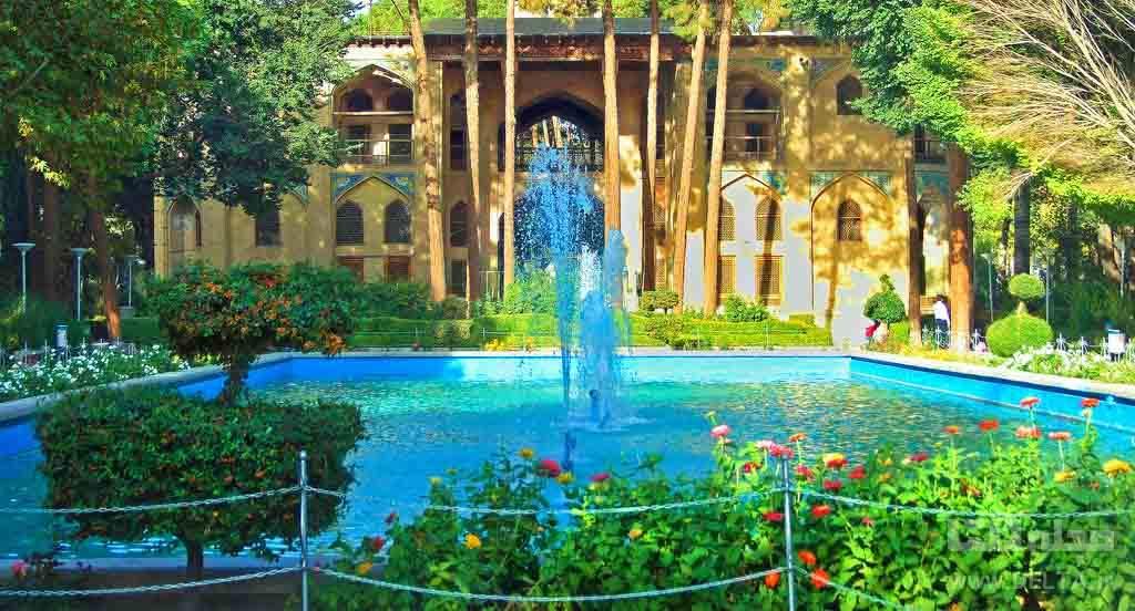 باغ های اصفهان