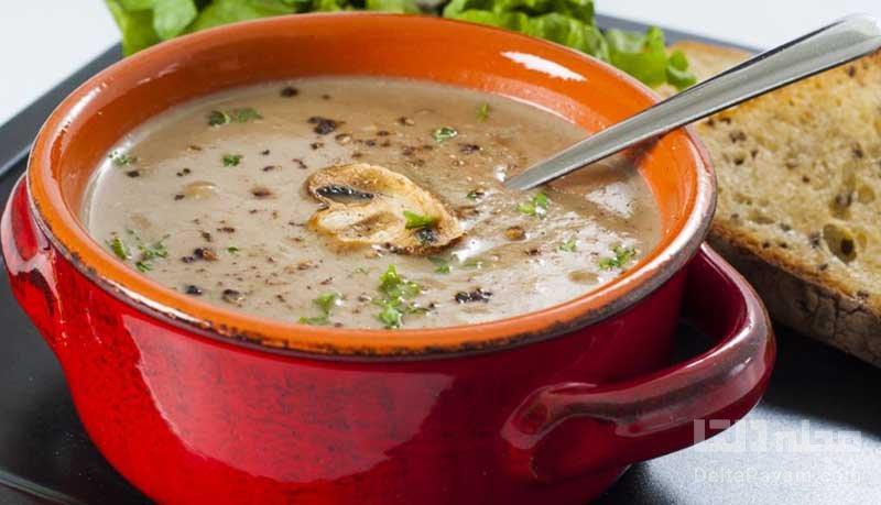 سوپ-گندم