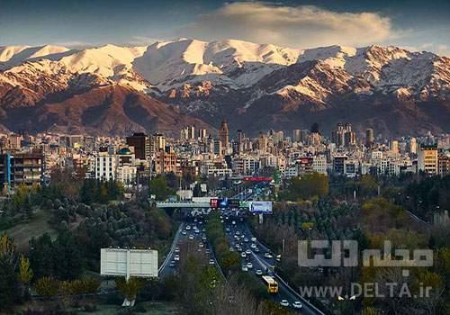 قیمت مسکن شهر تهران دی ماه