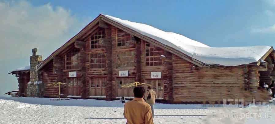 خانه سفید برفی