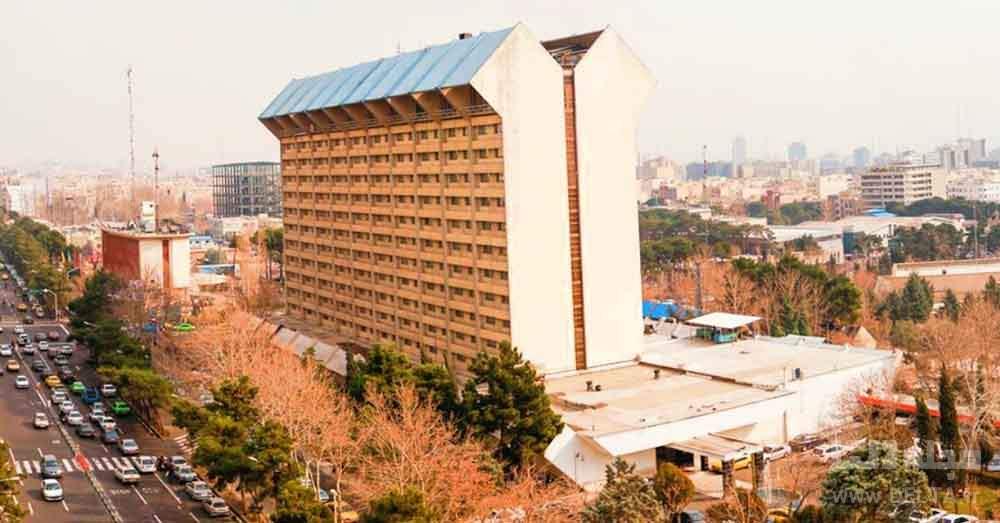 هتل بین المللی تهران