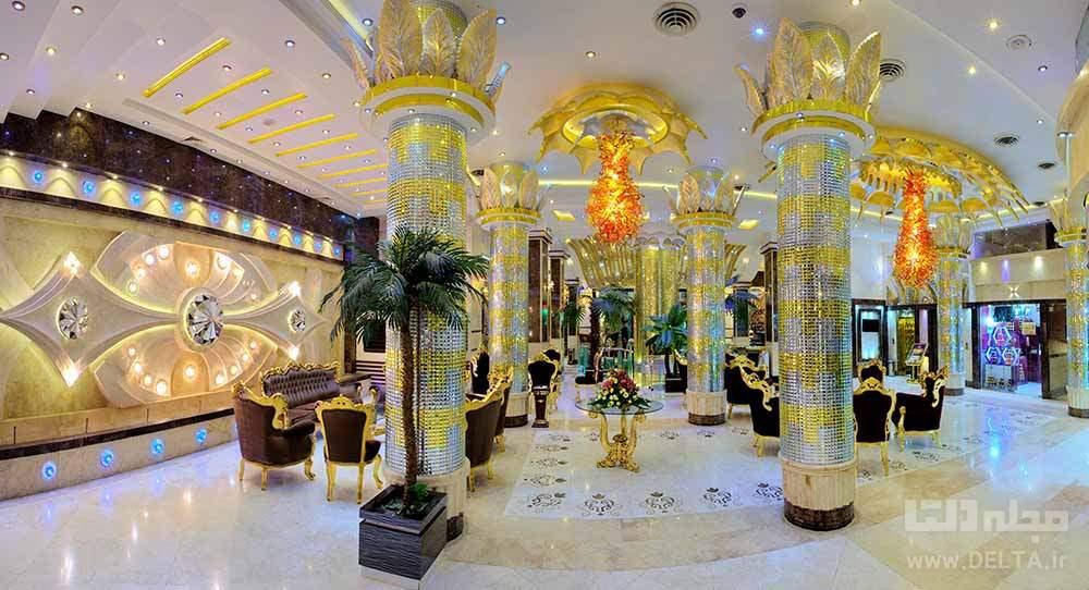 بازارچه اختصاصی هتل الماس