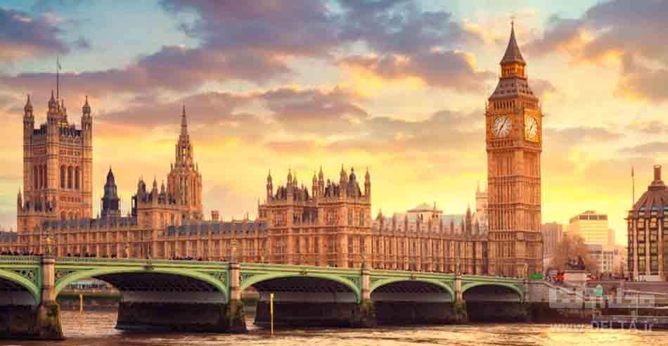برج ساعت انگلیس