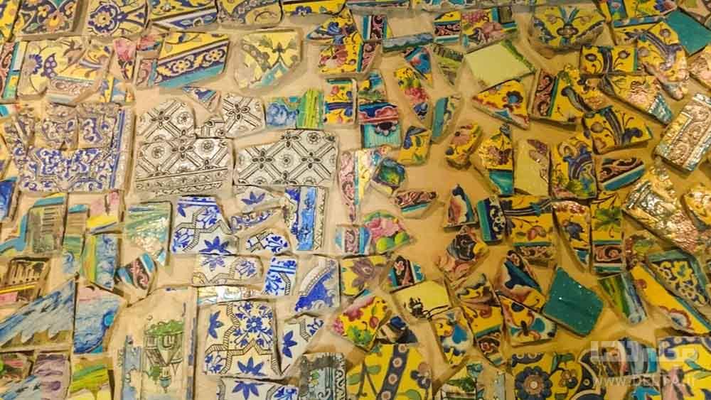 آثار اسلامی موزه عباسی