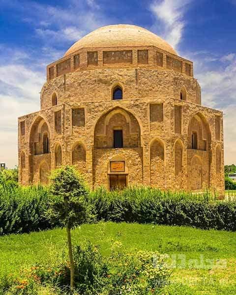 تنها بنای سنگی کرمان