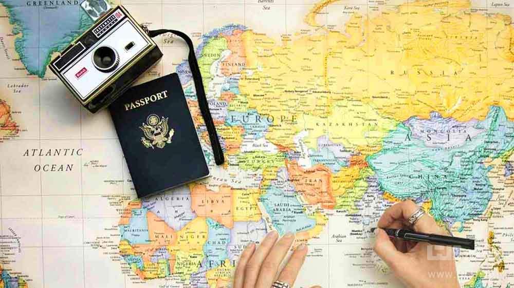 سفر به کشورهای جهان بدون ویزا