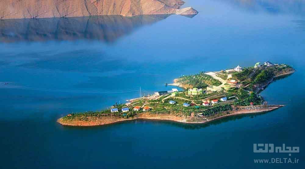 جزیره کوشک شهید عباسپور
