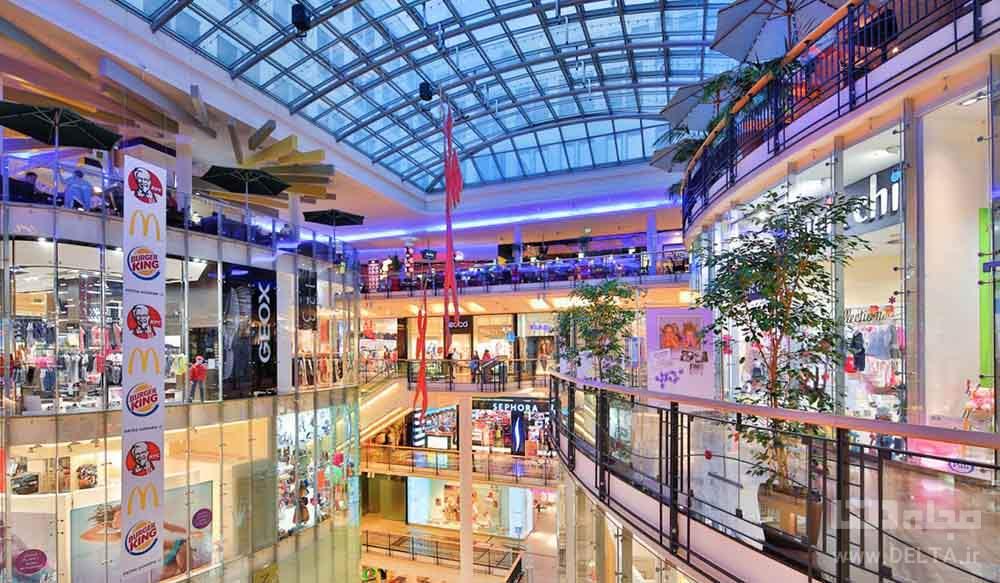 مرکز خرید زعفرانیه