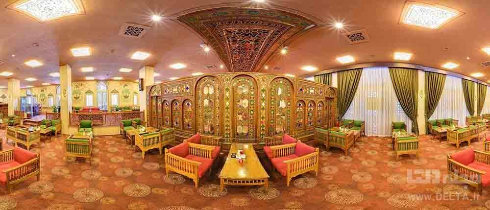 هتل کاروانسرا عباسی