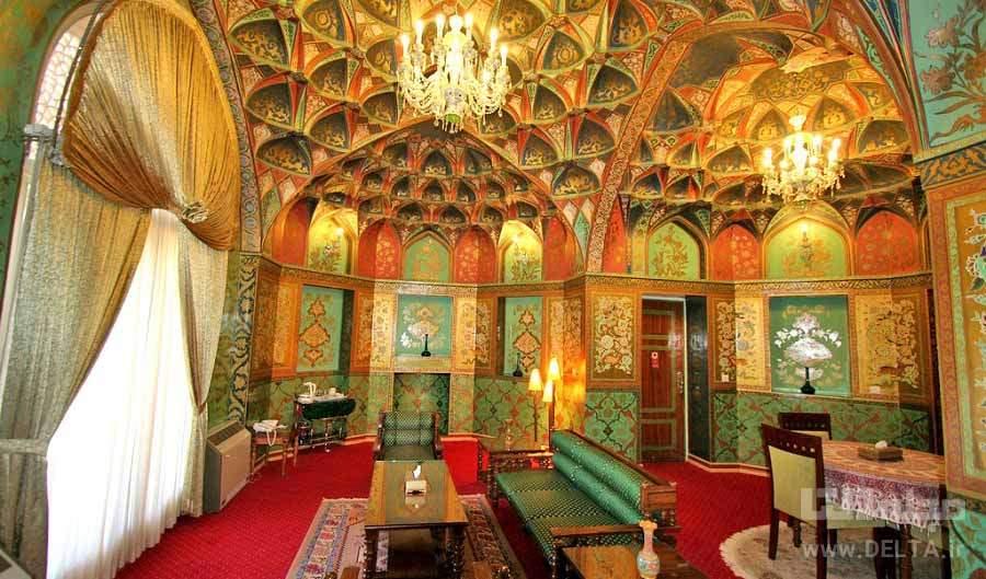 کاخ تاریخی اصفهان