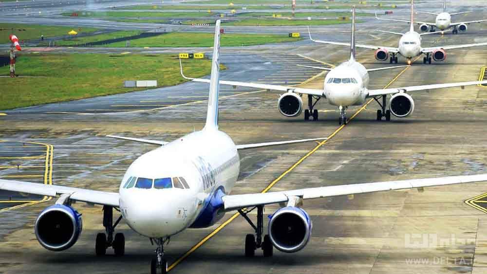 پروازهای فرودگاه رامسر
