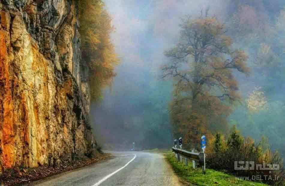 جاده دالخانی