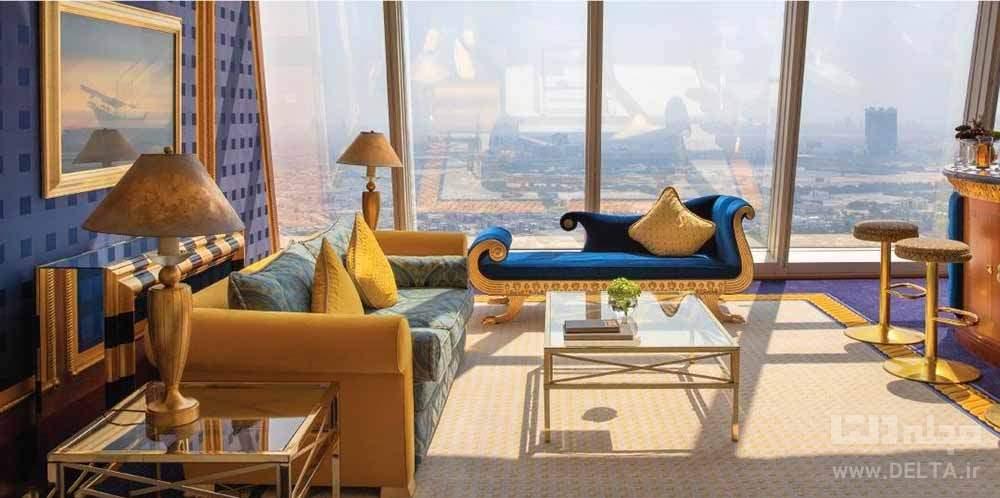 سوئیت کلاب هتل العرب