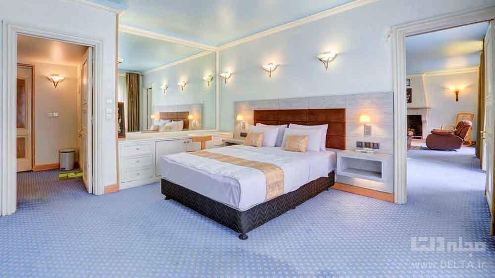 سوئیت رویال هتل دیزین