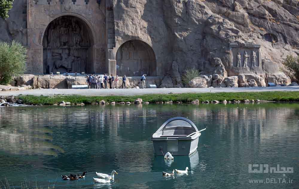 دریاچه طاق بستان